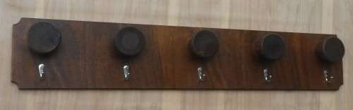 Porta redini legno