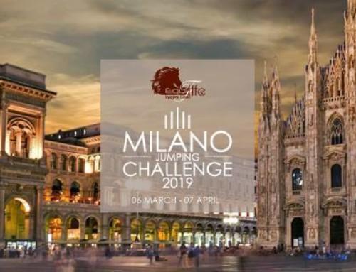 Fornitori ufficiali Milano Jumping Challenge
